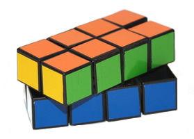 Кубик Рубика - параллелепипед