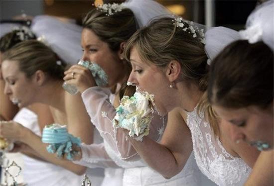"""Bridezilla - конкурс """"экстримальных"""" невест (Нью-Йорк, США)"""