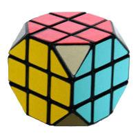 Кубик Рубика - усеченный куб