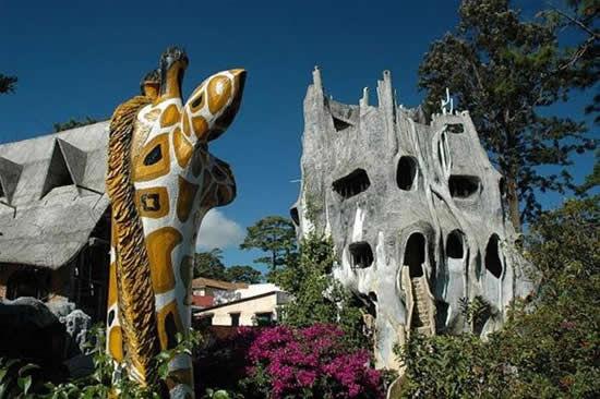 "Отель ""Дерево-Дом  Ханг Нга"" (Hang Nga's Tree House Hotel)"