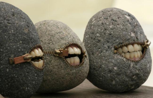 Удивительные каменные скульптуры Хиротоши Ито (Hirotoshi Itoh)