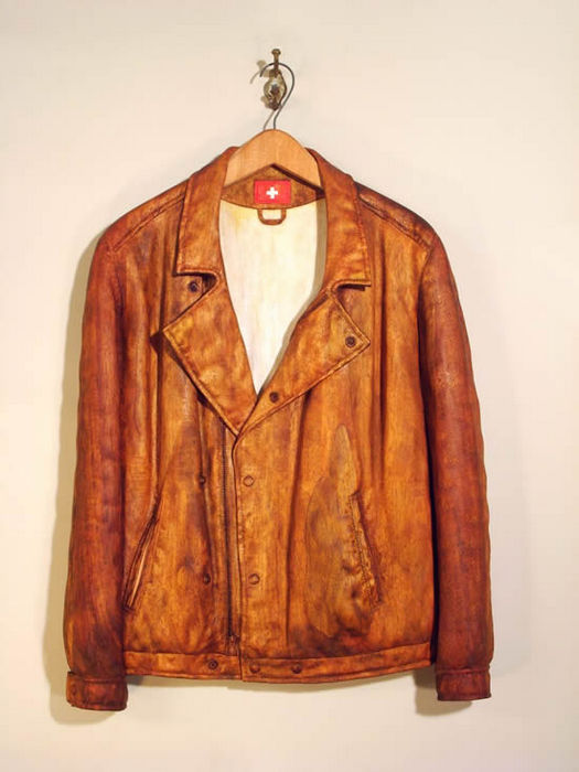 Одежда из дерева от Fraser Smith (Фрейзер Смит)
