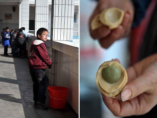 Девственные яйца (провинция Чжэцзян, Китай)