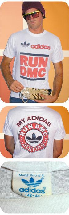 """Run-D.M.C. """"My Adidas"""""""