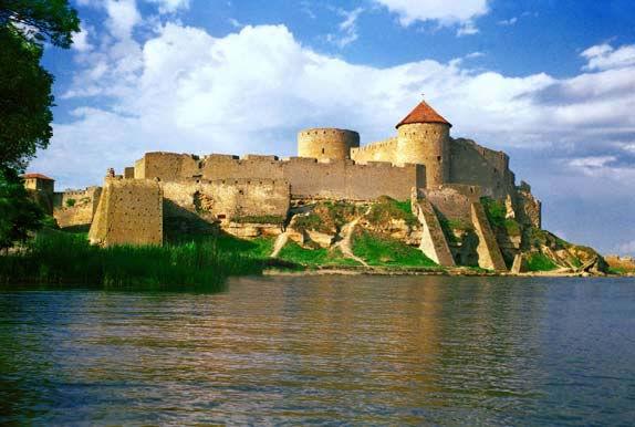Белгород-Днестровская крепость (Белгород-Днестровск, Украина)