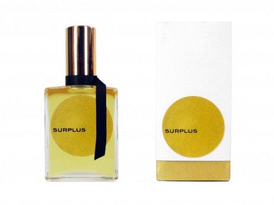"""""""Surplus"""" – духи из экскрементов (Англия)"""