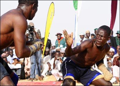 Дембе – жестокий бокс народа Хауса (Нигерия, Чад)