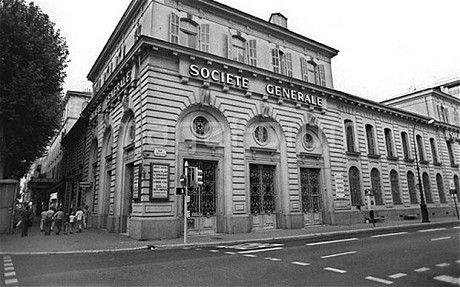 """Банк """"Societe Generale"""" (Ницца)"""