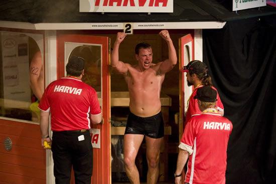 Чемпионат мира по сауне (Хейнола, Финляндия)