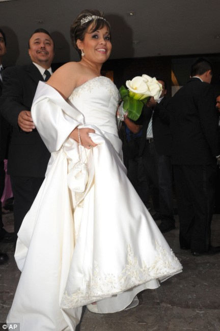 Свадьба самого тяжелого мужчины планеты Мануэля Урибе (Manuel Uribе) и Клаудии Солис (Claudia Solis)