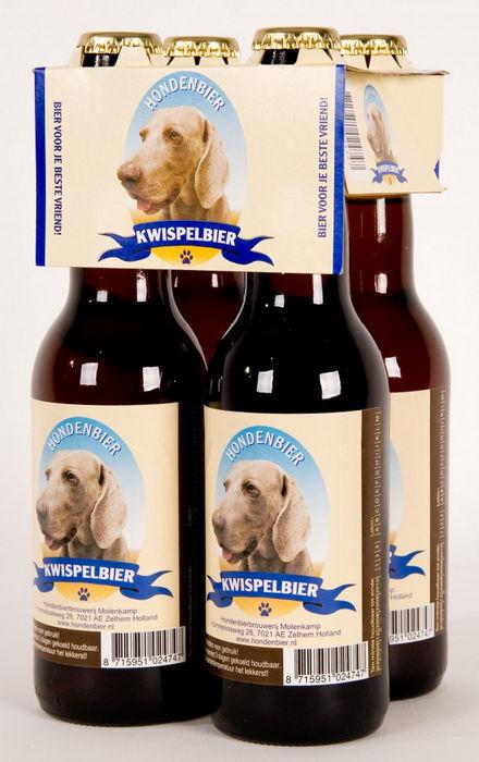 """Kwispelbier"" – пиво для собак (Цельхем, Голландия)"