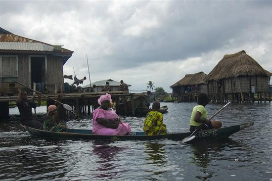 Ганви – африканская Венеция
