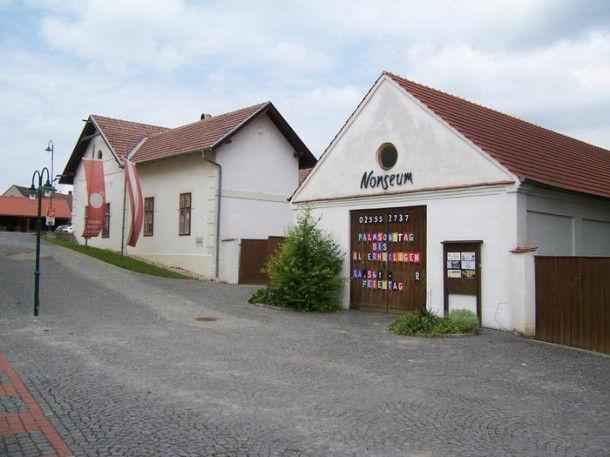 Nonseum - музей бесполезных изобретений (Австрия)