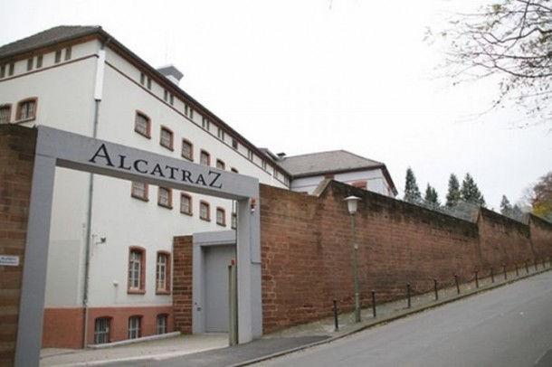 """Отель """"Алькатрас"""" – почувствуйте себя заключенным (Кайзерслаутерн, Германия)"""
