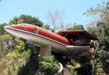 """Отель Costa Verde из """"Боинг-727"""" (Коста-Рика)"""