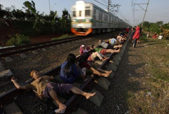 Терапия электричеством (Индонезия)