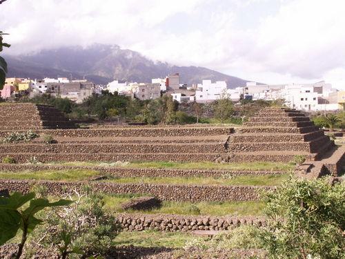 Пирамиды Гуимар (Тенерифе, Канарские острова)