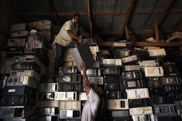 Гана – всемирная компьютерная свалка