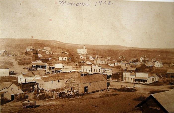 Монови в 1908 году