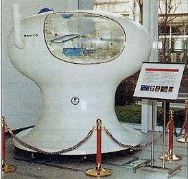 Стиральная машина для людей (Япония)