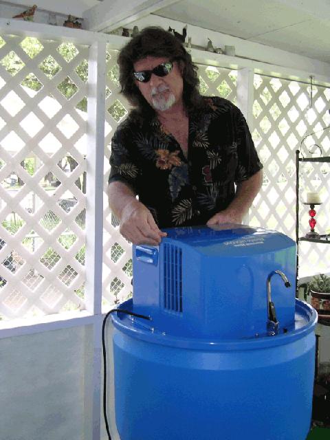 Drought Master – вода из воздуха (США)