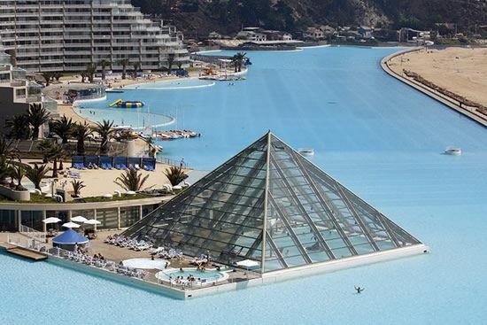 San Alfonso del Mar: крупнейший открытый бассейн в мире (Чили)