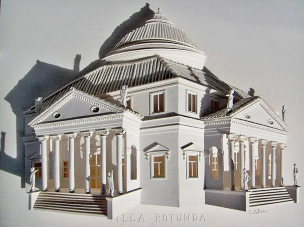 Бумажная архитектура Кристины Лихан (Christina Lihan)