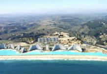 """""""San Alfonso del Mar"""" - крупнейший плавательный бассейн в мире (Чили)"""
