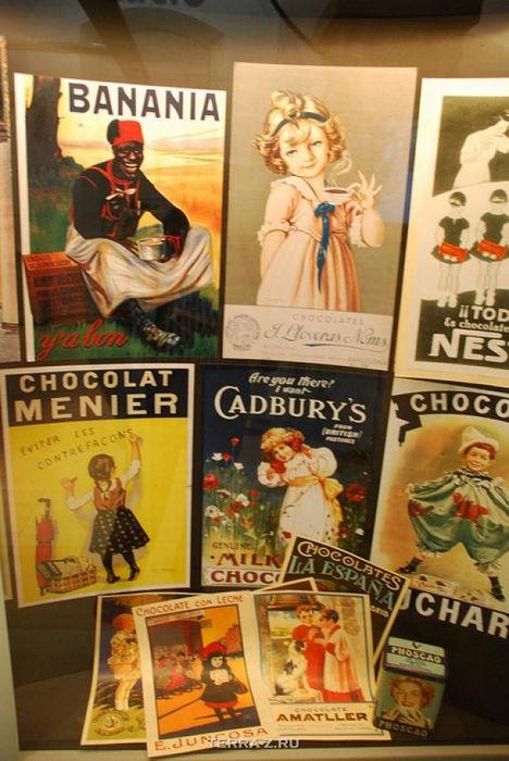 Музей шоколада (Барселона, Испания)