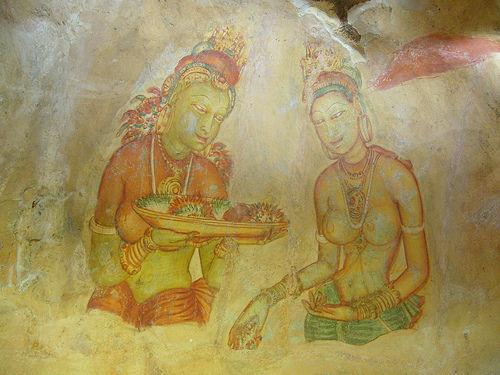 Сигирия (Шри-Ланка)