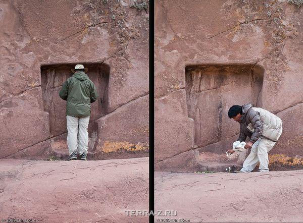 Араму Муру – портал в неизвестные миры (Перу)