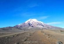 Чимборазо – самая отдаленная точка от центра Земли (Анды)