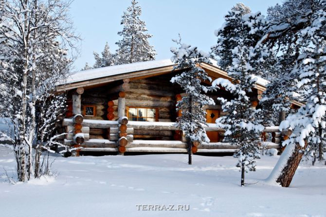 Kakslauttanen Igloo Village – отель иглу (Финляндия)