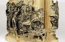 Препарированные книги Брайана Деттмера (Brian Dettmer)