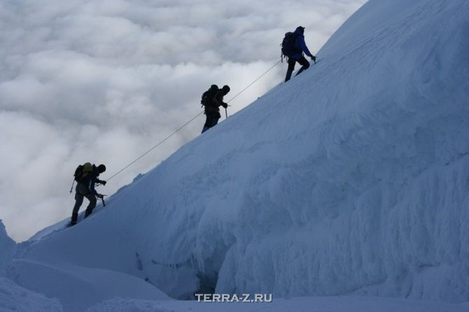 Чимборазо – самая отдаленная точка от центра Земли (Анды, Эквадор)