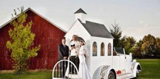 """""""The Best Man"""" – мобильная церковь для венчания (США)"""