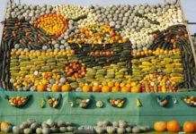 Фестиваль тыквы в Слиндоне (Англия)