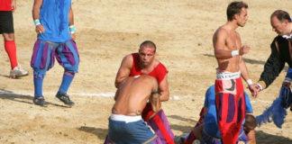 Кальцио Фиорентино – итальянский футбол без правил