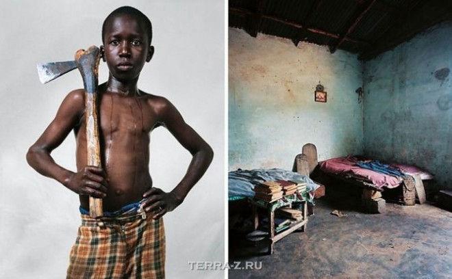 Ламин, 12 лет, Синегал