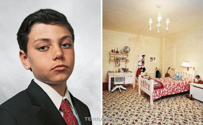 Джейми, 9, живет с родителями и младшими близнецами в пентхаусе на 5-й Авеню, Нью-Йорк