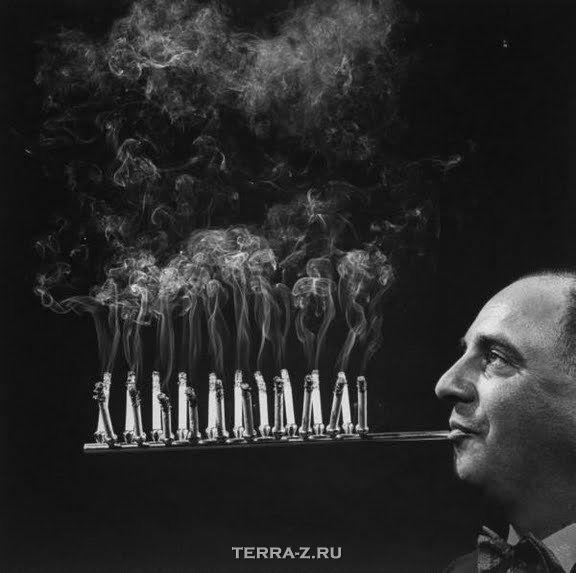 Диковинные курительные изобретения прошлого