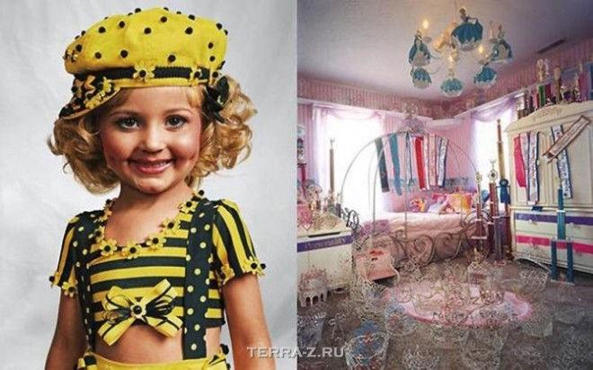 Жасмин («Джаззи»), 4, живет в большом доме в штате Кентукки, США, с родителями и тремя братьями