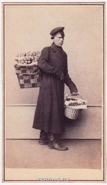 Русские крестьяне в XIX веке