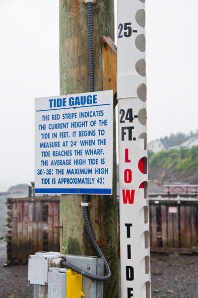 Рекордные приливы залива Фанди (Атлантика)