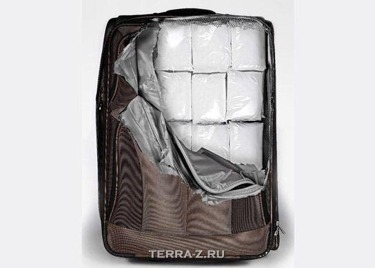 Креативные наклейки на чемоданы