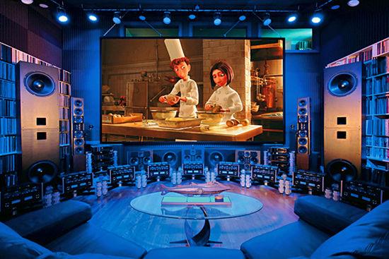 Самый дорогой домашний кинотеатр (США)