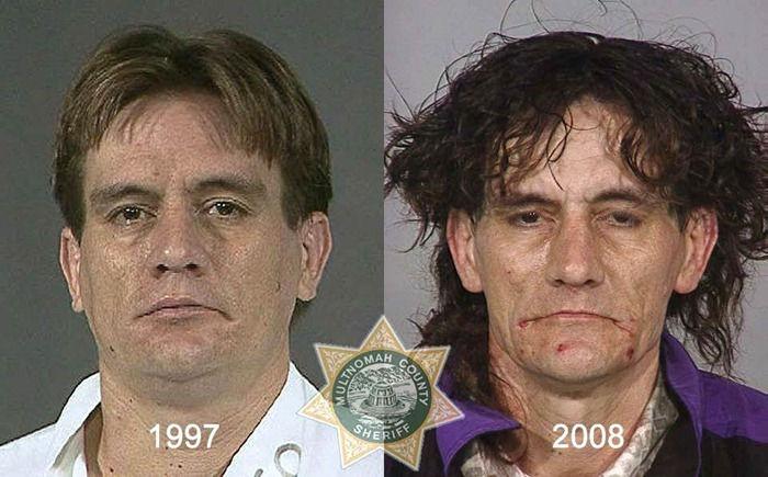 """Цикл фотографий """"От наркотиков к аресту"""""""