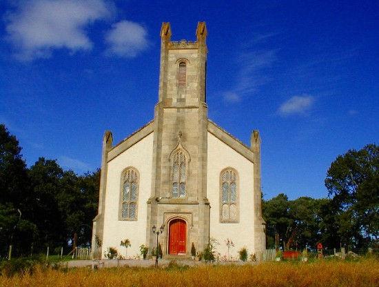 Необычные отели: отель «Старая церковь» (Англия)