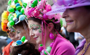 Парад шляп в Нью-Йорке 2012 (США)