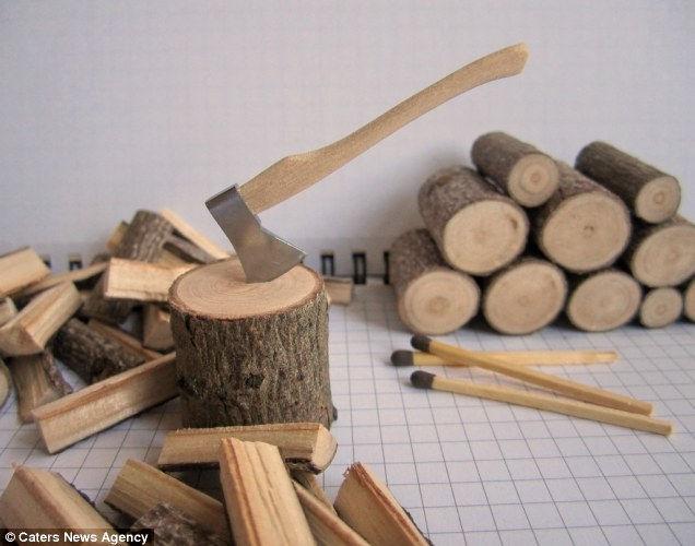 Дмитрий Охотский: мебель на кончике пальца (Латвия)